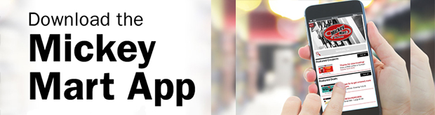 Mickey Mart App