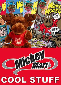 Mickey Mart Web Store