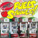 Mickey Mart Fuels Schools in 2019!
