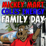 Kids Get Close-Up with Trucks at Mickey Mart Family Day!