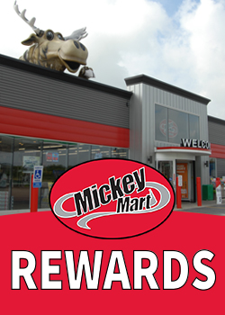Mickey Mart Rewards