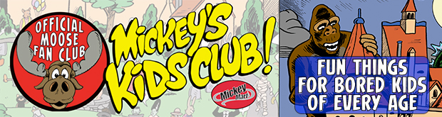 Mickey's Kids Club'