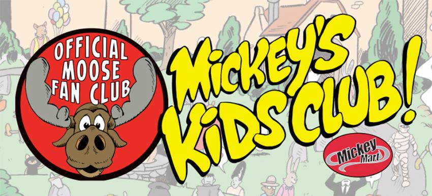 Mickey's Kids Club Logo