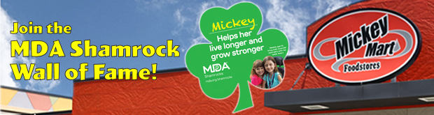 Mickey Mart MDA Shamrocks