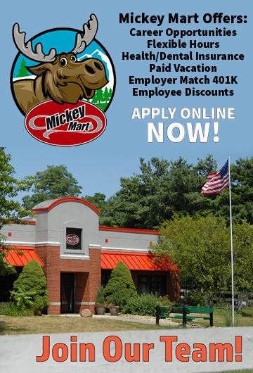 mickey Mart Apply Here